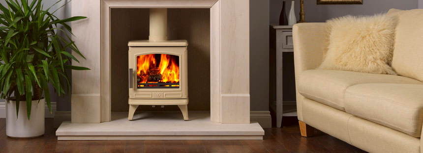 ACR contemporary stoves UK