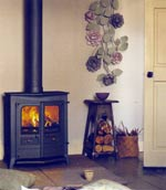 Charnwood country 16b wood burning stove