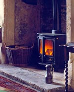 Charnwood country 8 wood burning stove