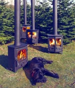 Charnwood stoves - wood burning stoves uk