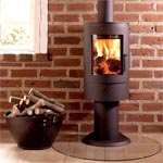 Modern stove, contemporary stoves, designer stove UK