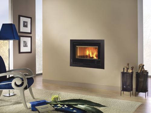 Crystal 70 inset stove