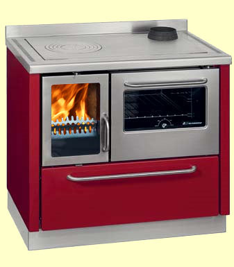 De Manicor Atmosphera 900 Wood Cooker Stove
