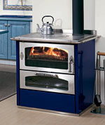 De manincor domino wood cooker stoves