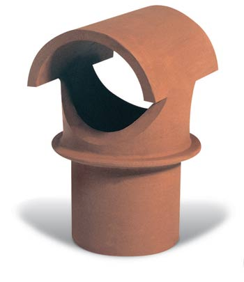 DFE Insert for chimney pot