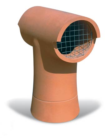 DFE Chimney Pot with birdguard