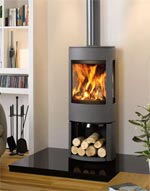 Dovre 4cb wood and multifuel stoves