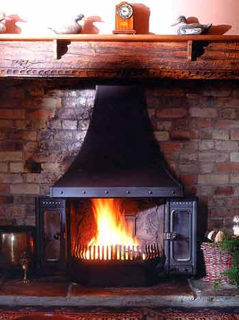 Dovre 2700 wood burning stove