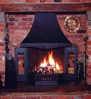 Dovre 2000 Series Multifuel Wood Burning Stove Dovre