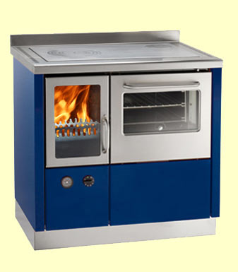 Manincor FKA900 boiler stove – woodburning boiler cooker stoves UK