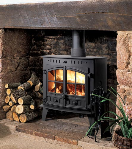 Hunter 80 B multifuel central heating stove