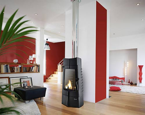 invicta chamane stove chamane cast iron stove uk. Black Bedroom Furniture Sets. Home Design Ideas