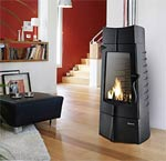 Invicta chamane wood burning stove uk