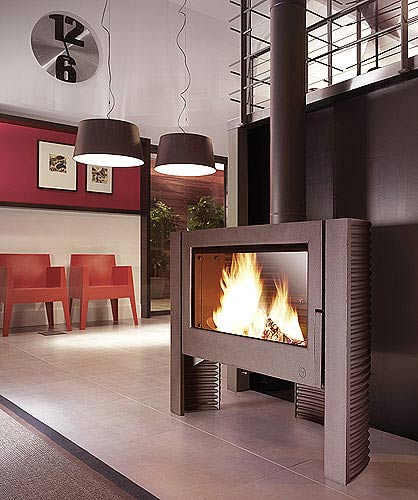 Invicta Itaya woodburning stove