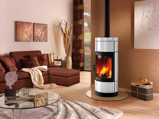 La Nordica Fortuna Contemporary Stove