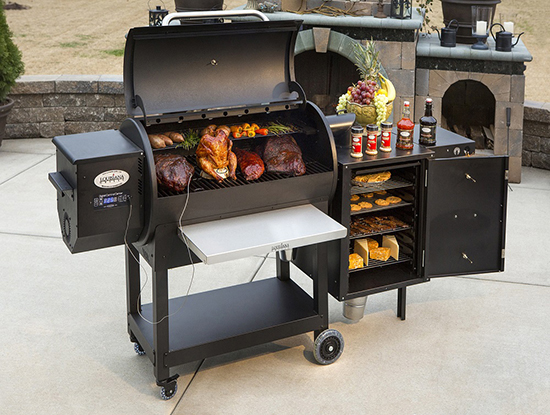 Louisiana Grills barbecue