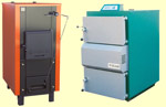Log gasification boilers - wood boilers uk