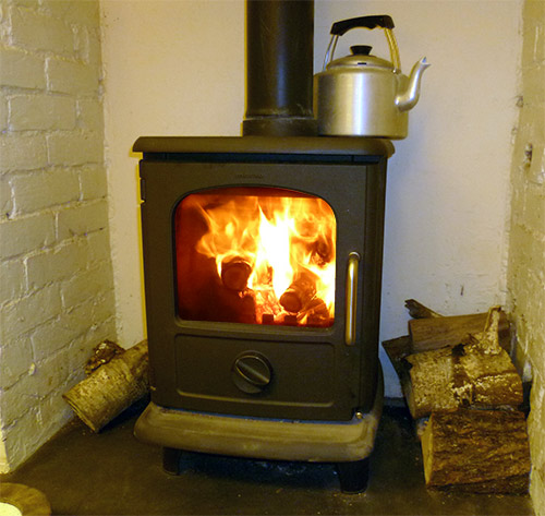 Morso Badger 3112 multifuel stove