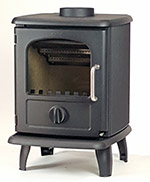 Morso Badger stove - Morso multifuel stoves UK