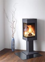 Nordpies Quadro stove UK