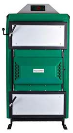 Orlan log gasification boilers