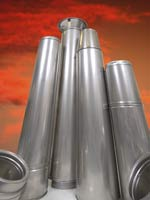 Selkirk flue, twin wall flue UK