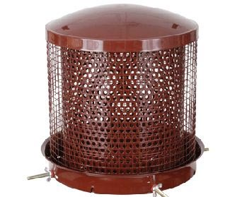 Spark Arrester chimney cowl