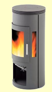 Contemporary stove - Woodburning stoves, multifuel stoves UK