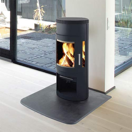 Westfire 16 wood stove - Westfire Stoves - Contemporary Stove UK