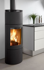 Westfire stoves - contemporary stove UK