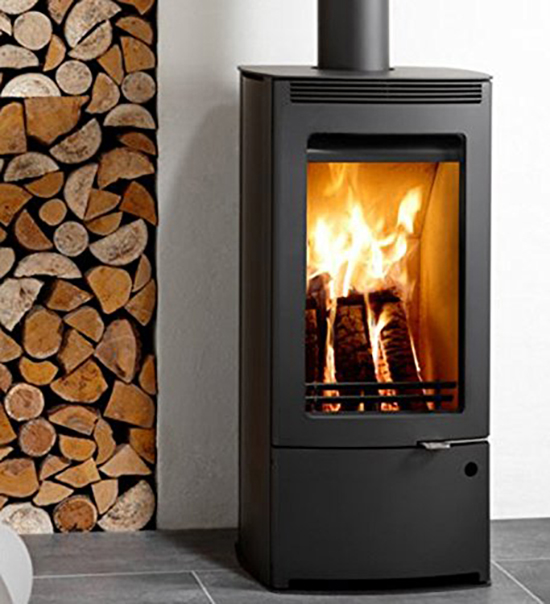 Gallery For Small Round Wood Stove
