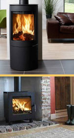 Westfire stoves, contemporary stoves online