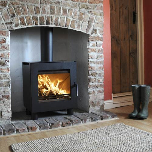 Westfire 23 Woodburning Stove Woodburning Stoves