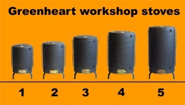 Greenheart 1 workshop  stove