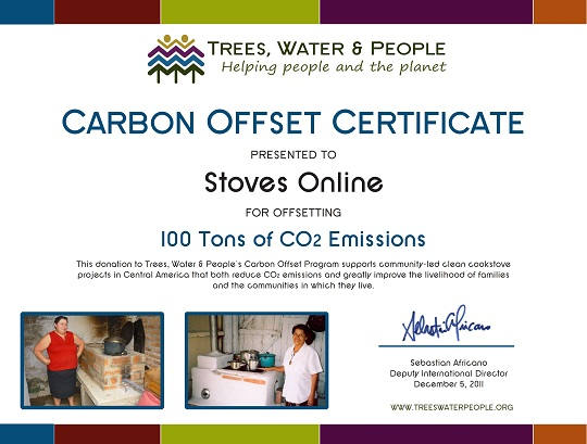 co2 carbon certificate