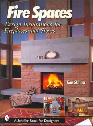 Fire spaces stove fireplace design idea book