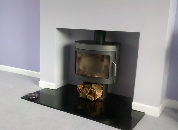 Future Fires Panoramic FX2 Stove