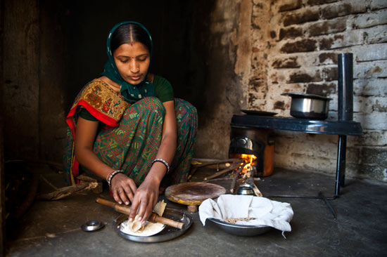 The Global Alliance for Clean Cookstoves