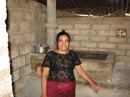 Justa stove testimonial from Maria Julia Ramirez