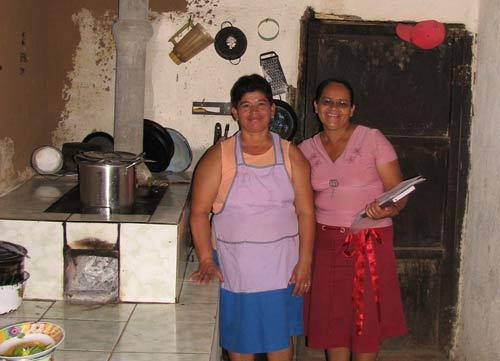 Justa stove testimonial from Yolanda Venegas