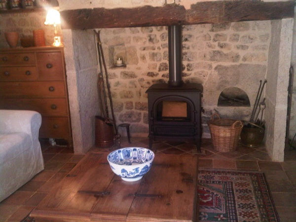 Saey Greg woodburning stove