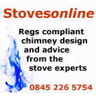 Stovesonline wood burning stoves flue and chimney systems