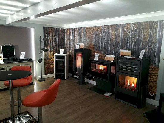 Stovesonline stove showroom picture 1